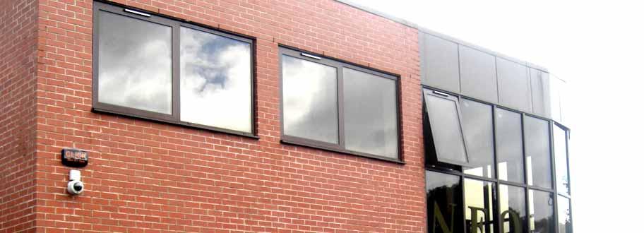 Aluminium Windows for NEO Shaw