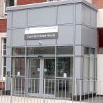 NHS HQ Finished Entrance