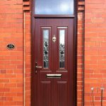 Brown Composite Door 2