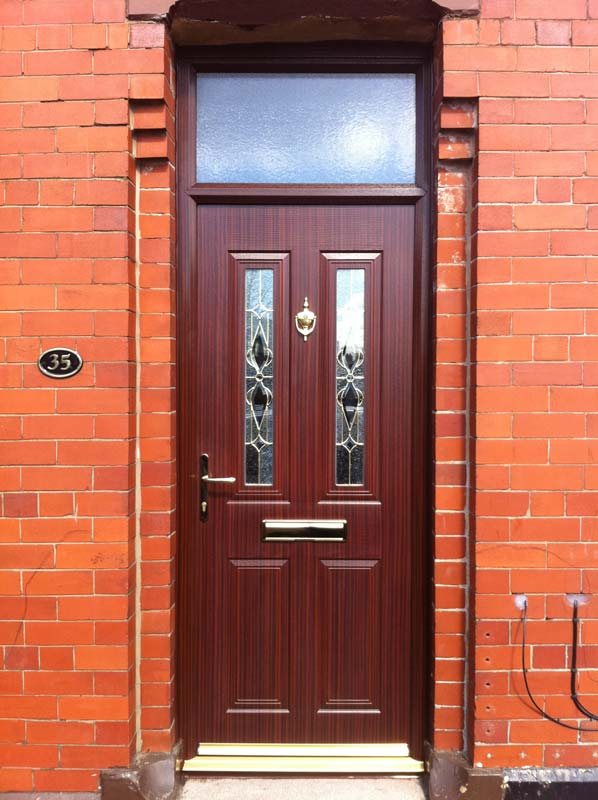 Composite Doors Manchester  North West  Uk