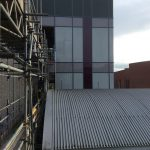 manchester royal infirmary curtain walling 1