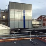 manchester royal infirmary curtain walling 2